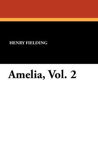 Amelia, Vol. 2 Cover Image