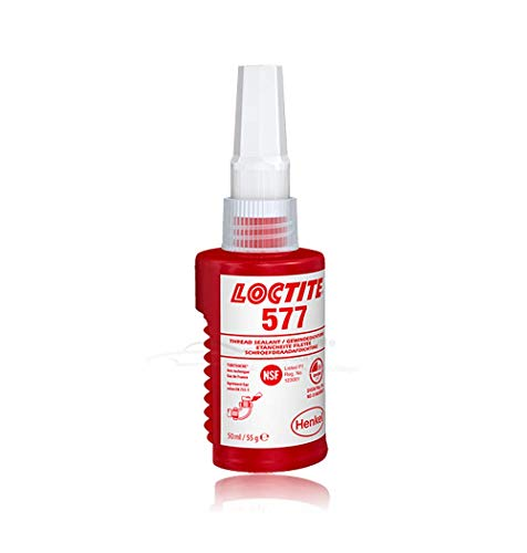 Loctite 577 x 50ml Fil Mastic Médium Force Genuine Union européenne style