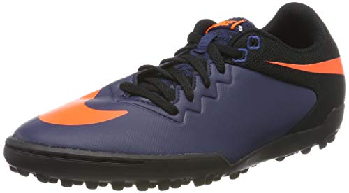 Nike Herren Hypervenom Pro TF 749904-480 Fußballschuhe, Blau (Navy), 42 EU - Turf Nike Für Männer Schuhe