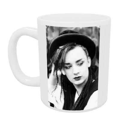 Boy George - Culture Club - Mug - Standard Size