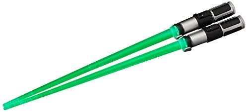 Star Wars Light Up Bacchette Cinesi Chopsticks Yoda Spada Laser Lightsaber Kotobukiya