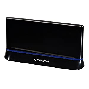 "THOMSON Antenna TV/FM Thomson""ANT1403"" 43DB, nero"