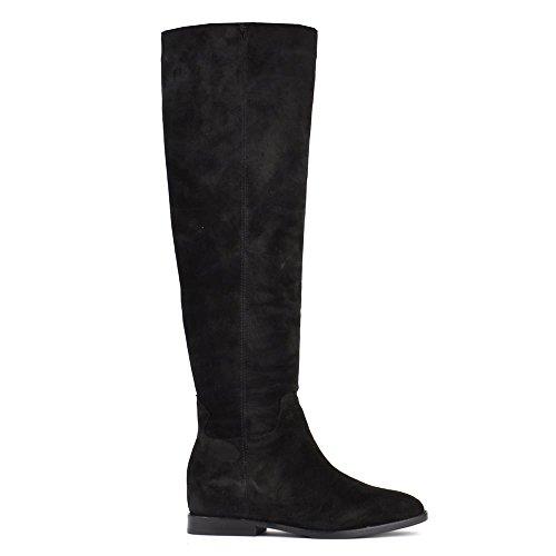 Ash Chaussures Jess Bottes Noir Femme Noir