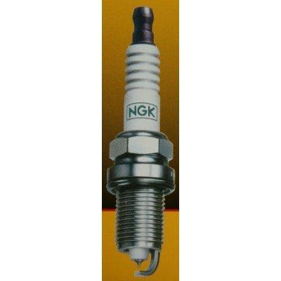 NGK (2397) BKUR6ET-10 Spark Plug - Pack of 4 by NGK