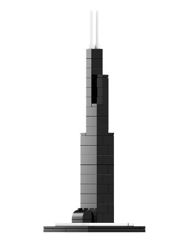 Imagen 5 de LEGO Architecture 21000 Torre Willis (Chicago)