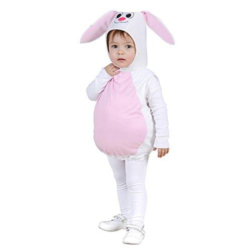 Kostüm Hase, girls, 104 (Halloween-kostüme Für 1-2 Jährige)