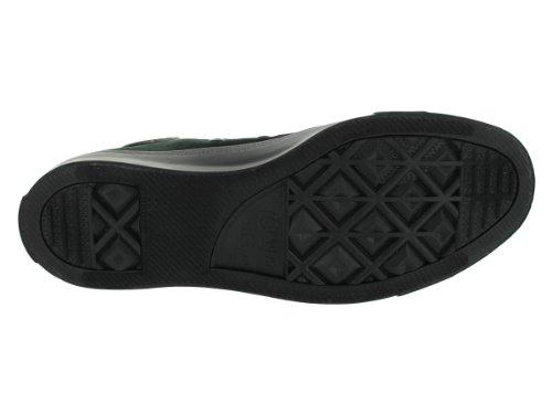 ConverseChuck Taylor All Star Adulte Seasonal Leather Hi - Scarpe da Ginnastica Basse Uomo Black Monochrome