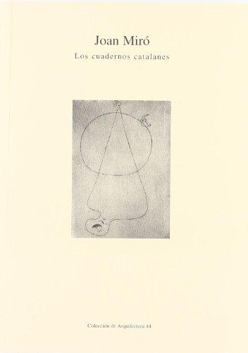 Joan miro (los cuadernos catalanes)