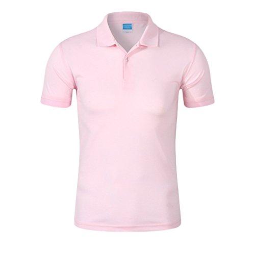 MTTROLI Herren T-Shirt Rose