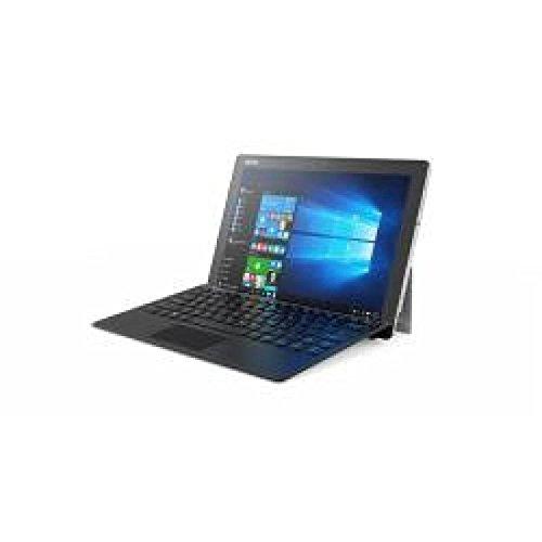Lenovo MIIX 510-12IKB - Tablet de 12' Full HD (Intel Core i3-6006U, 4 GB de RAM, 128 GB de SSD, Camara de 5 MP, Sistema operativo Windows 10, WiFi + Bluetooth 4.1) Plata - Teclado QWERTY español