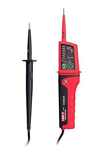 UNI-T UT15C/mie0116impermeabile tester di tensione elettronico Test