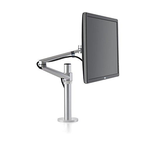 Thingy Club verstellbarer Schreibtischaufsatz, Halterung mit schwenkbarem Arm, voll beweglich, aus Aluminium - Link Monitor Extension Cable