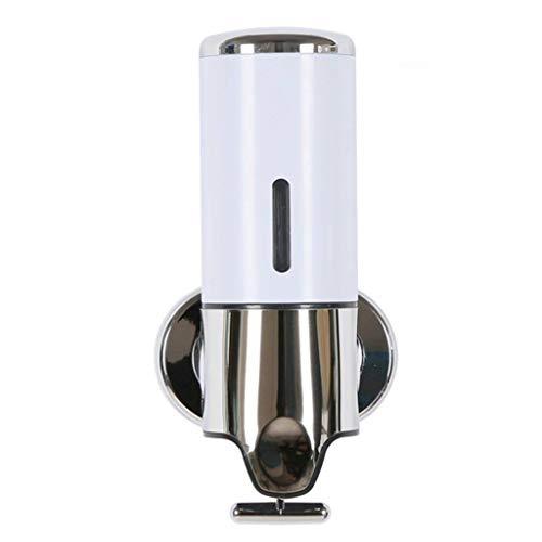AMENZ Wandseifenspender aus Edelstahl, Handseifenspender, geeignet für Bad, Küche Snow White - Single -