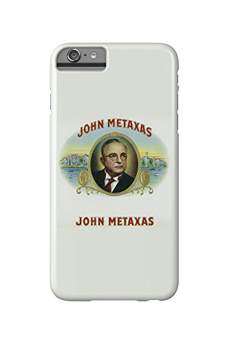 john-metaxas-brand-cigar-box-label-iphone-6-plus-cell-phone-case-slim-barely-there
