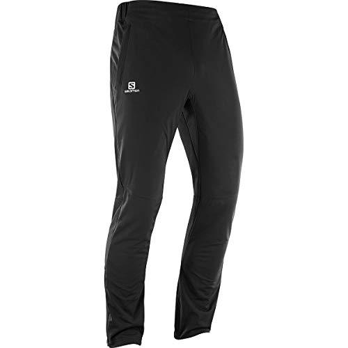 Salomon Herren Agile Warm Tights Langlauf-Hose Sporthose -