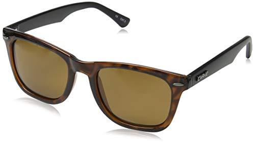 Carve Herren Polarised Sonnenbrille Gr. One Size, Braun - Tort Polarised
