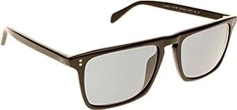 Oliver Peoples 5189S 1031R8 Noir Mat Bernardo Wayfarer Sunglasses