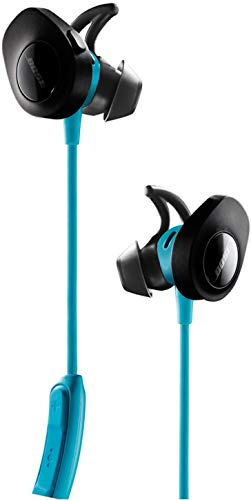 Bose SoundSport Bluetooth Wireless In-Ear Headphones - Aqua Blue