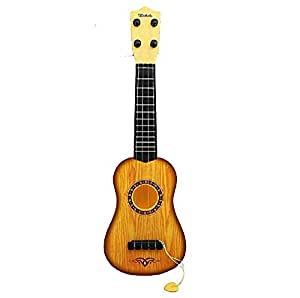 TENDERFEET Kids Learning 4-String Acoustic Musical Guitar Toy