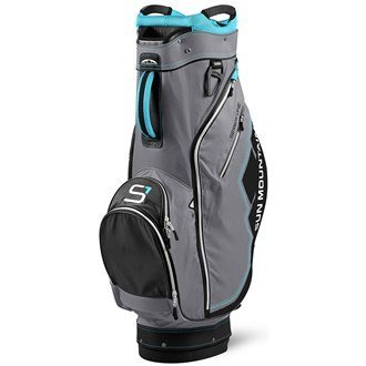 Sun Mountain S1 Sac de Golf Mixte Adulte, Gris/Bahama/Blanc