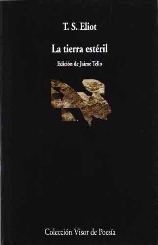 La tierra estéril (Visor de Poesía)