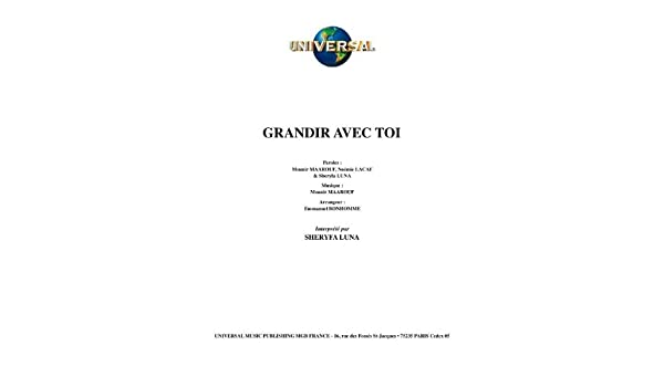 TOI AVEC LUNA GRANDIR GRATUITEMENT TÉLÉCHARGER SHERYFA