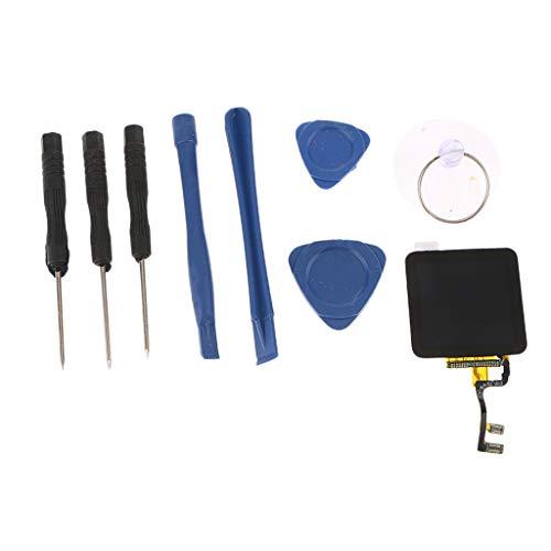 n LCD Display Screen + Reparatur Werkzeug Zubehör Kit für iPod Nano 6th Generation ()