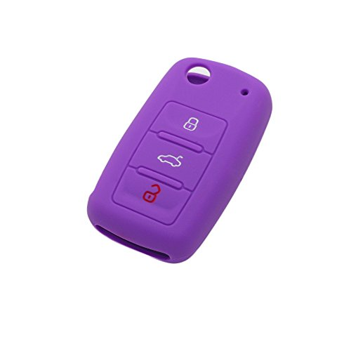 fassport-silicone-cover-skin-jacket-fit-for-volkswagen-seat-skoda-3-button-flip-remote-key-cv9800-pu