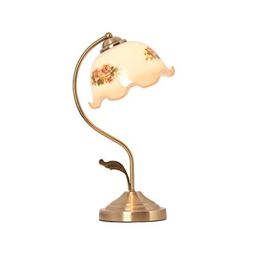 Tischlampe Schlafzimmer Nachttischlampe Continental Retro Tischlampe
