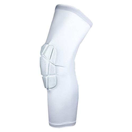 Gaddrt , Herren Hallen & Fitnessschuhe Weiß weiß L, weiß - Größe: XL