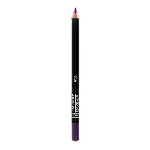 FASHION MAKE UP - Maquillage Yeux - Crayon Bois - N° 20 Rose peggy