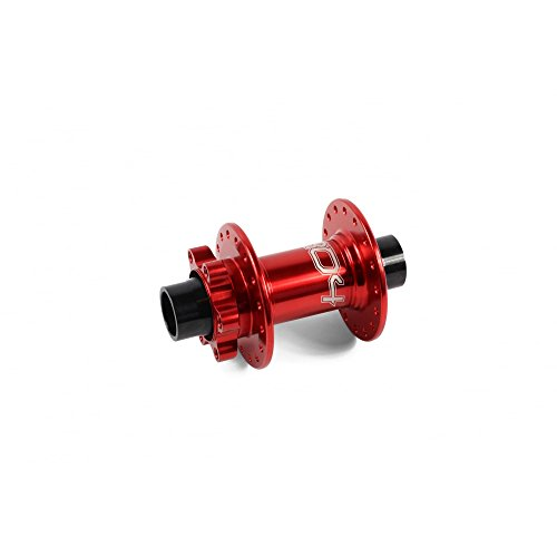 Hope Pro 4 Front Hub 20mm 32H Red -