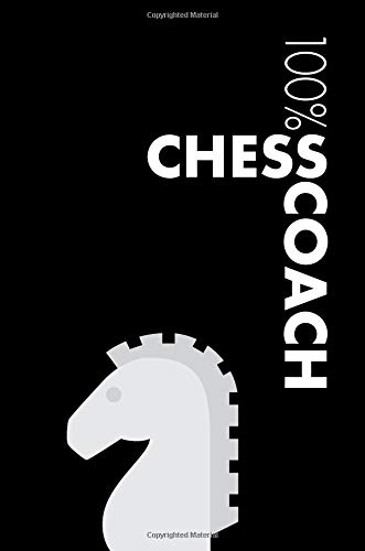 Chess Coach Notebook: Lined Chess Journal For Coach and Player por Elegant Notebooks