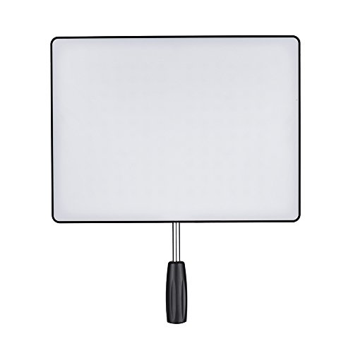 YONGNUO YN600 Aria Professionale LED Video Luce Illuminazione registrabile della luce di luminosità registrabile della luce e della luce di disegno 5500K Light & Light Studio CRI≥95