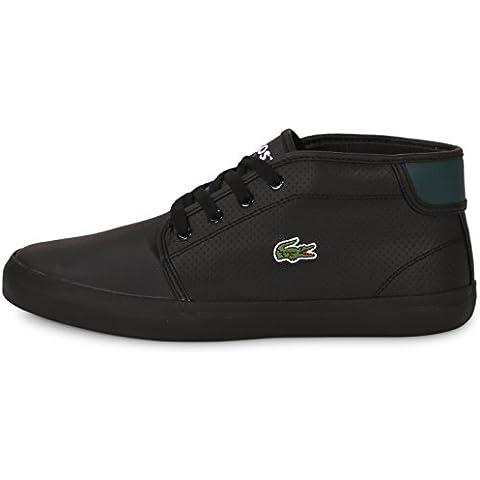 Lacoste - Zapatillas para niño Negro negro