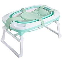 DWY Clásicas Bañera Plegable para bebés Bañera para bebés Piscina para ...