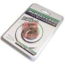 256MB Memory Card compatible for Wii & Gamecube