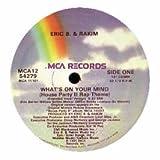 Eric B. & Rakim Old School Rap
