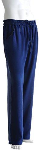 Price comparison product image Lelo Men's Lounge Pants Size S Blue