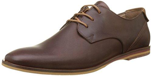 Schmoove Swan, Chaussures À Lacets Derby Homme Marron (marron)