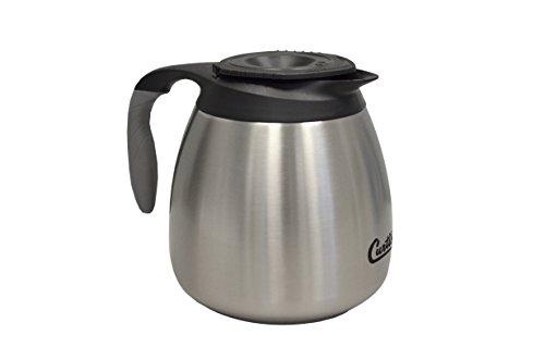 - Wilbur Curtis Thermo-Spender seamless pourpot, 64oz, SS Außen/Liner, brew-thru Deckel–Kommerzielle Airpot pourpot Spender–clxp6401s100(je)