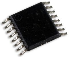 IC, LOGIC, TRIPLE 2CH MUX, 16TSSOP CD4053BPW By TEXAS INSTRUMENTS (Texas Instruments Analog)