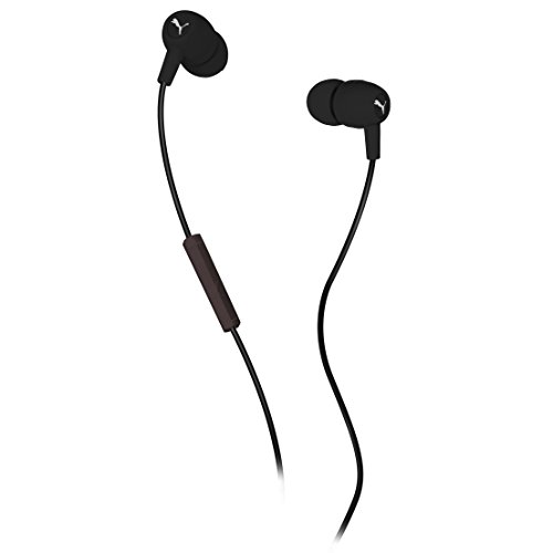 Price comparison product image Puma Mach 9 W In-Ear Headset and Microphones Black