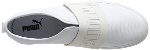 Puma Unisex-Erwachsene El Rey Fun Low-Top, 40.5 EU Weiß (puma white-puma white 03)