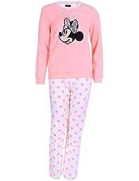 Pijama de neón de Lunares Mickey Minnie Disney