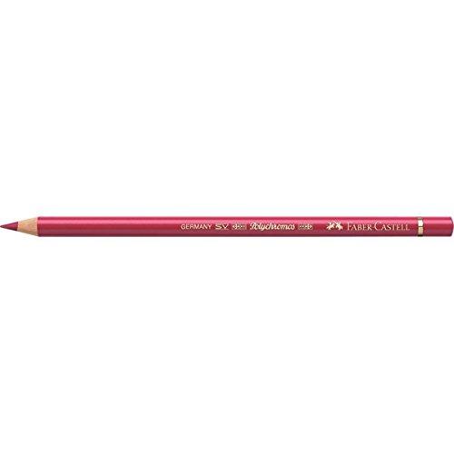 Faber-Castell Polychromos 110226–Buntstift (Fixed, Holz, Pink, Rosa, rund)