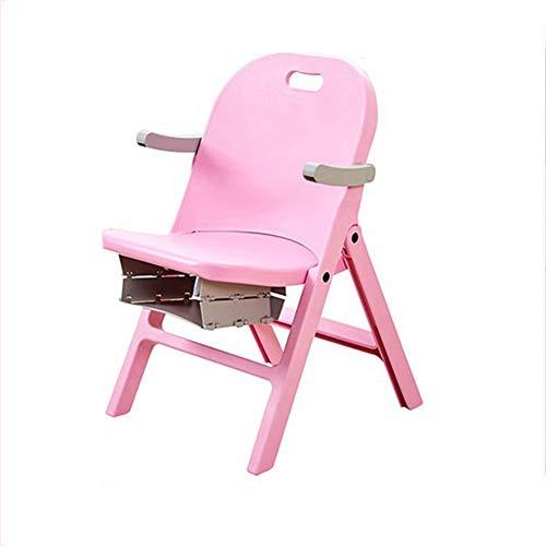 Pliant Pliable Extérieur Camping Pliage De Chambre À Coucher Extérieure Multifonction en Plastique Sélection Multicolore 40 * 34 * 62 Cm (40 * 70 Cm) ZHAOFENGE (Couleur : Pink)