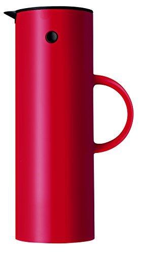 Stelton EM77Vakuum-Kanne, 33,8, oz, Rot