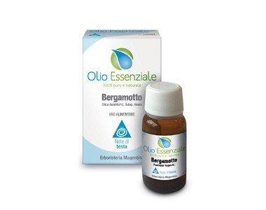 Olio Essenziale BERGAMOTTO 10 ml uso alimentare
