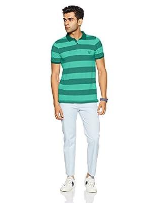 Breakbounce Men's Printed Regular Fit T-Shirt